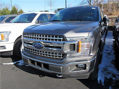 2018 F-150 SuperCrew Cab 4x4,  Pickup #7T0211 - photo 6