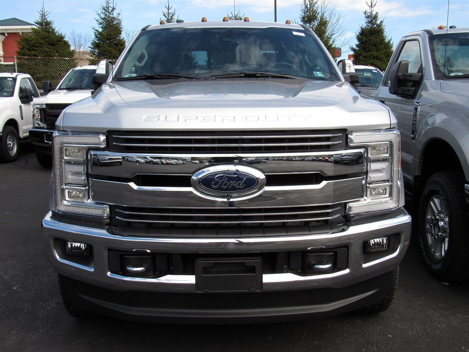 2018 F-350 Crew Cab 4x4,  Pickup #7T0269 - photo 3