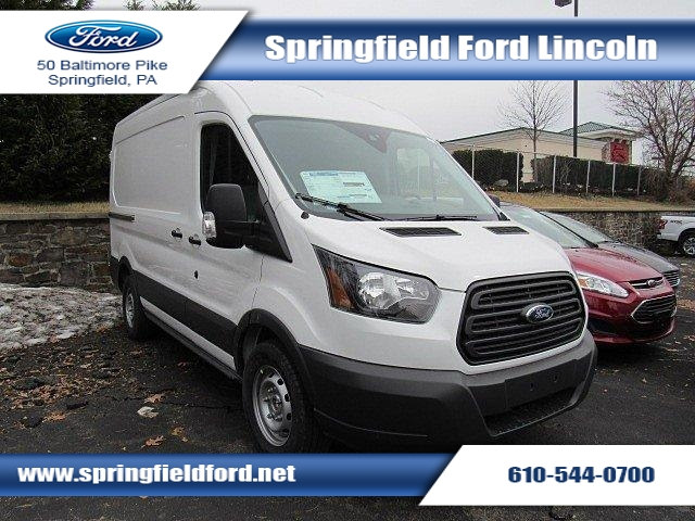 2018 Transit 150 Med Roof, Cargo Van #7T0281 - photo 1