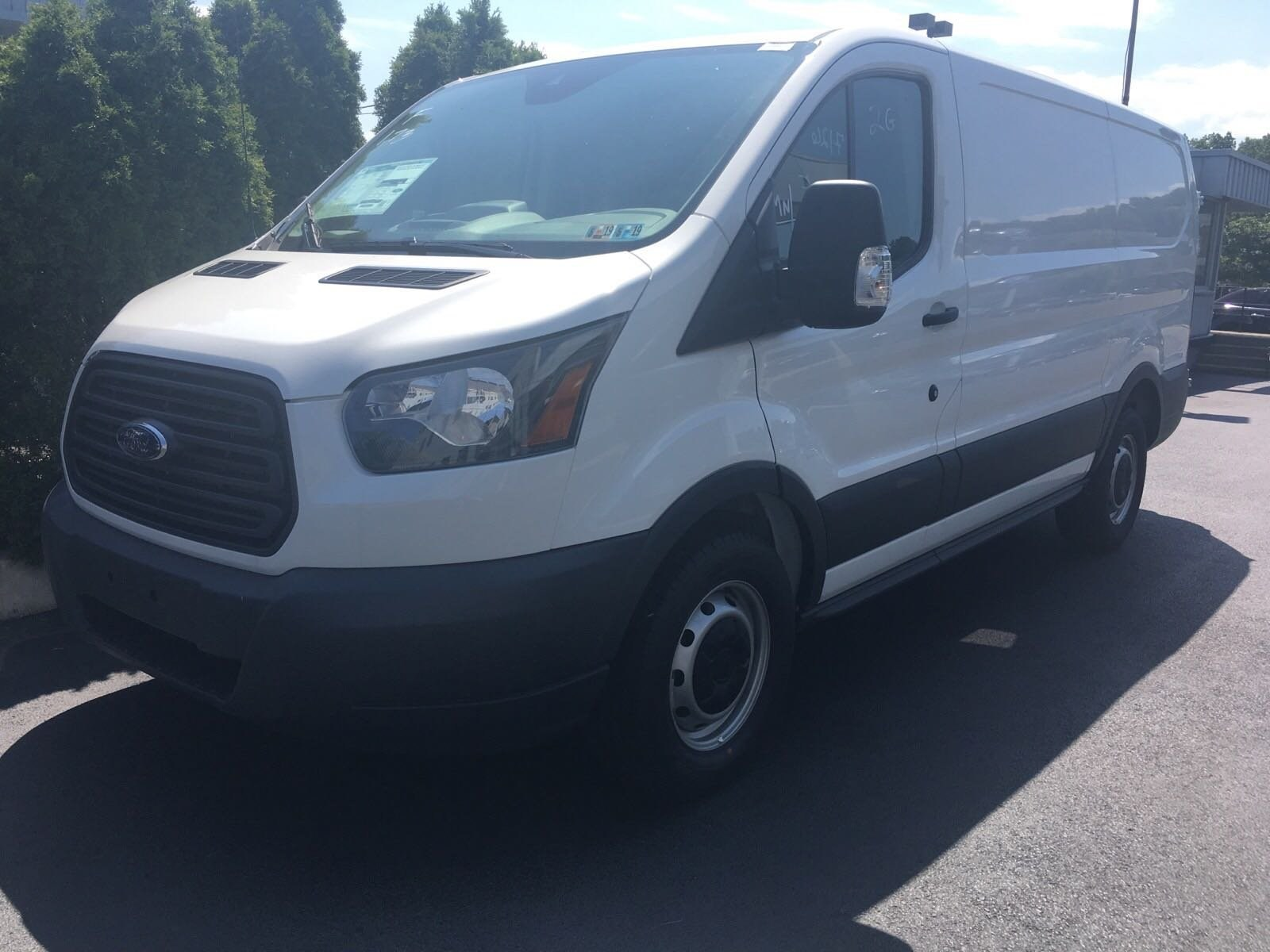 2018 Transit 150 Low Roof 4x2,  Empty Cargo Van #7T0536 - photo 5