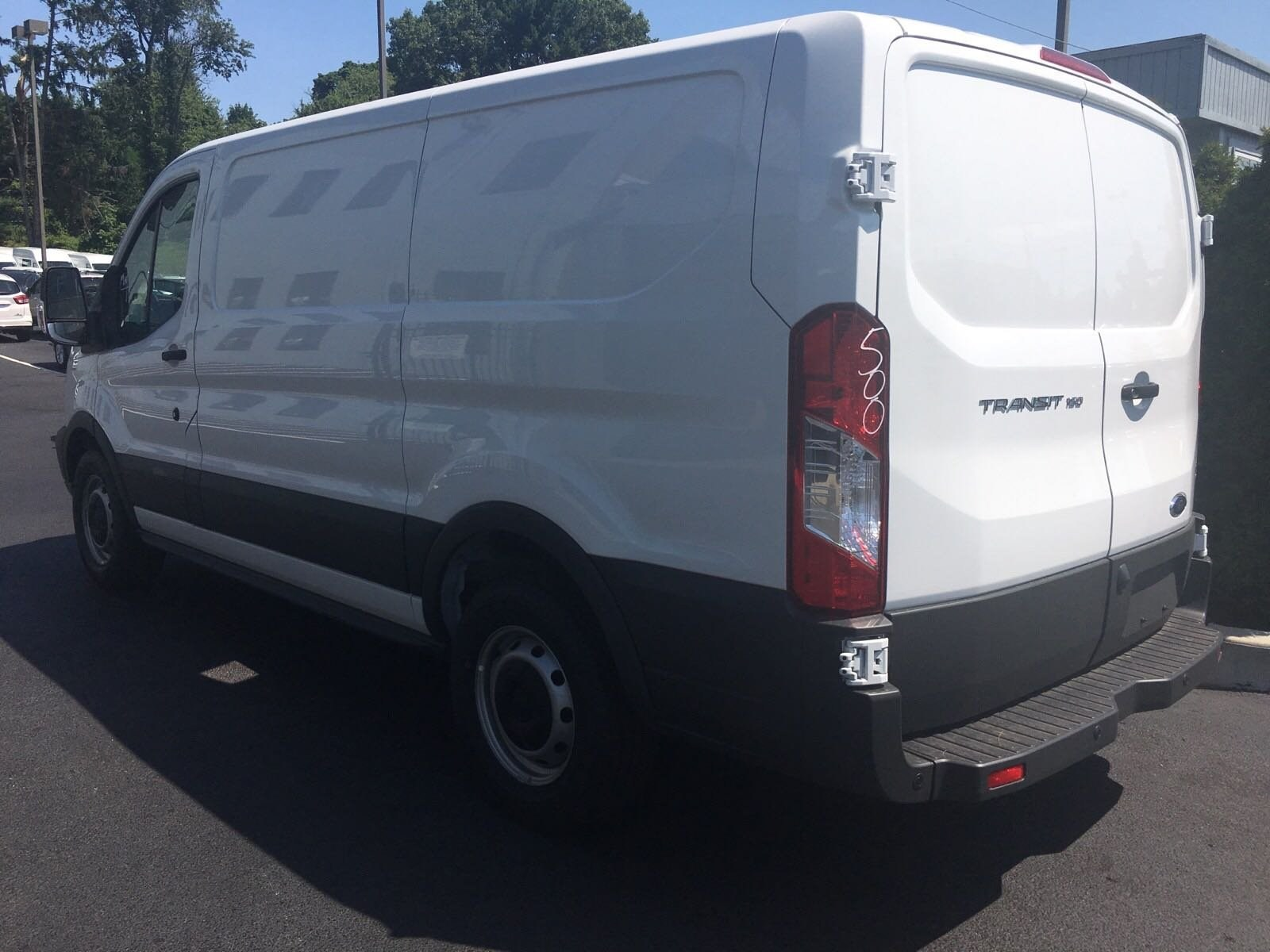 2018 Transit 150 Low Roof 4x2,  Empty Cargo Van #7T0536 - photo 7
