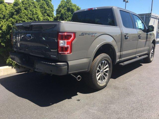 2018 F-150 SuperCrew Cab 4x4,  Pickup #7T0663 - photo 2