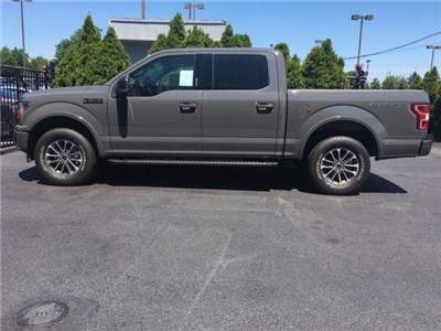 2018 F-150 SuperCrew Cab 4x4,  Pickup #7T0663 - photo 6