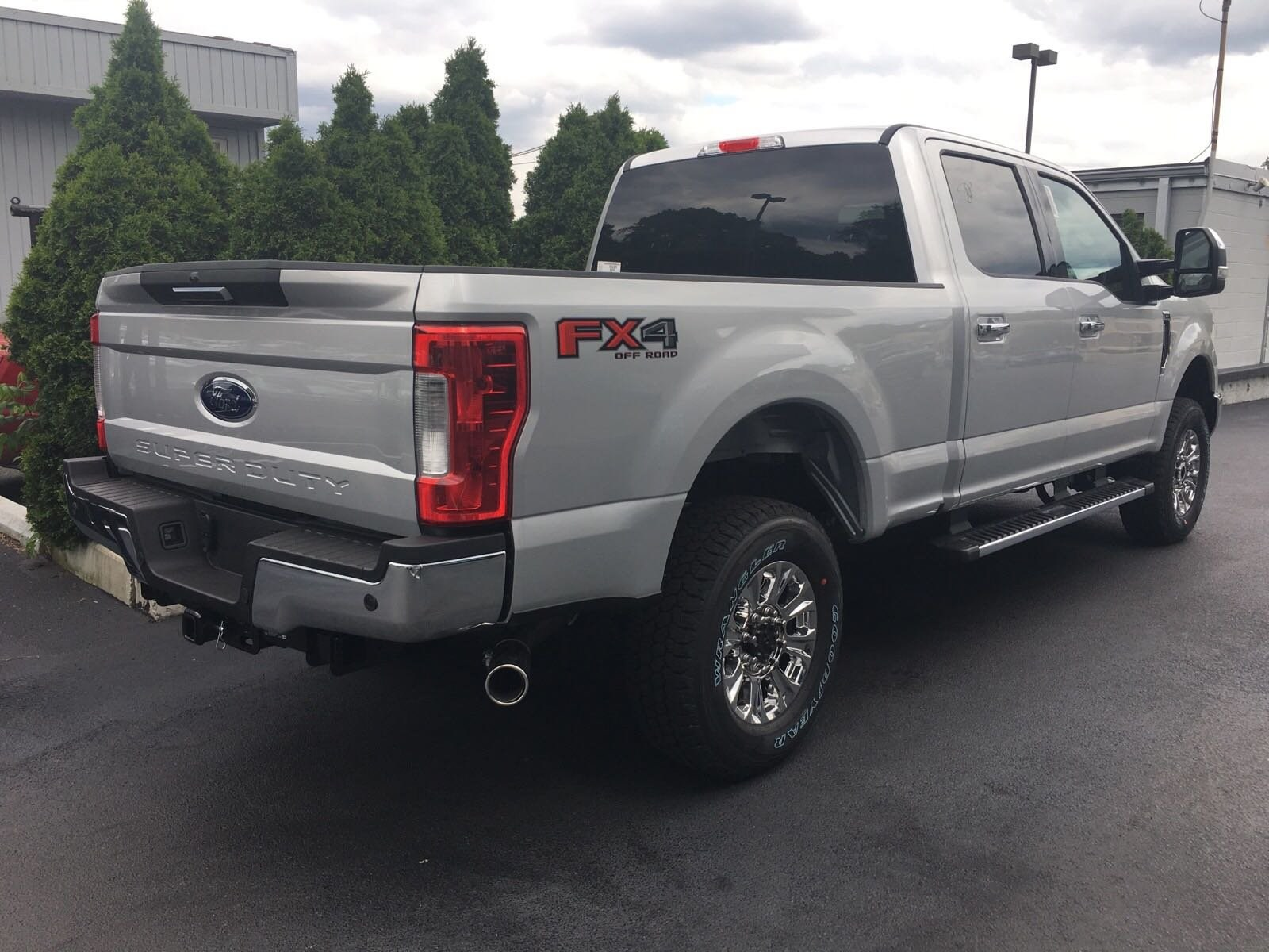 2018 F-250 Crew Cab 4x4,  Pickup #7T0686 - photo 2