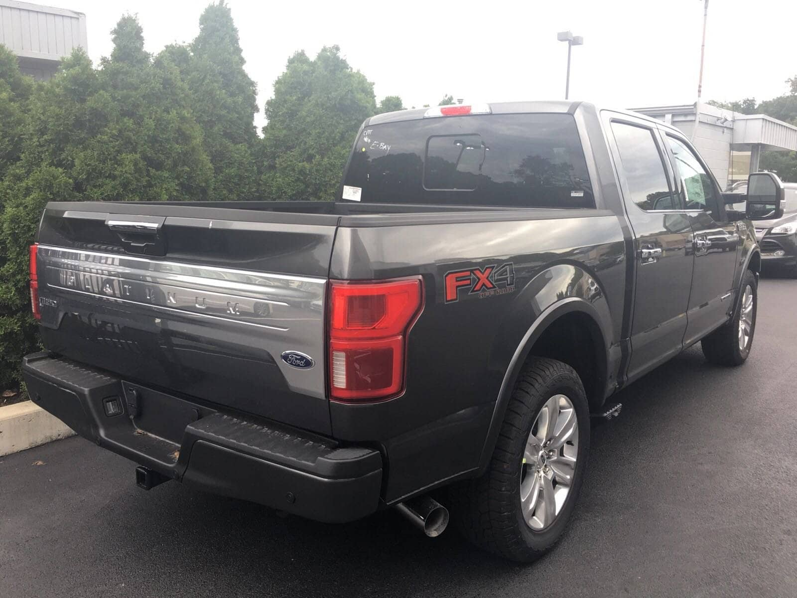 2018 F-150 SuperCrew Cab 4x4,  Pickup #7T0838 - photo 2