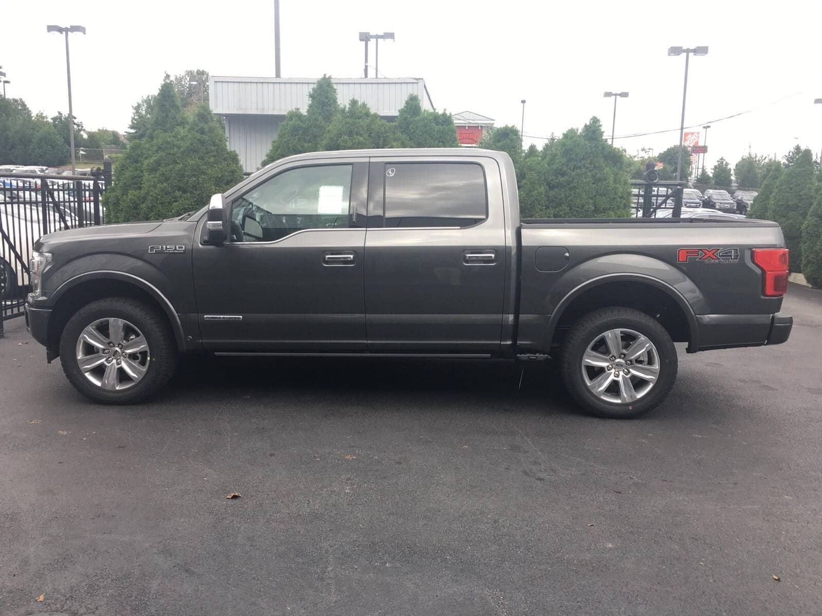 2018 F-150 SuperCrew Cab 4x4,  Pickup #7T0838 - photo 6