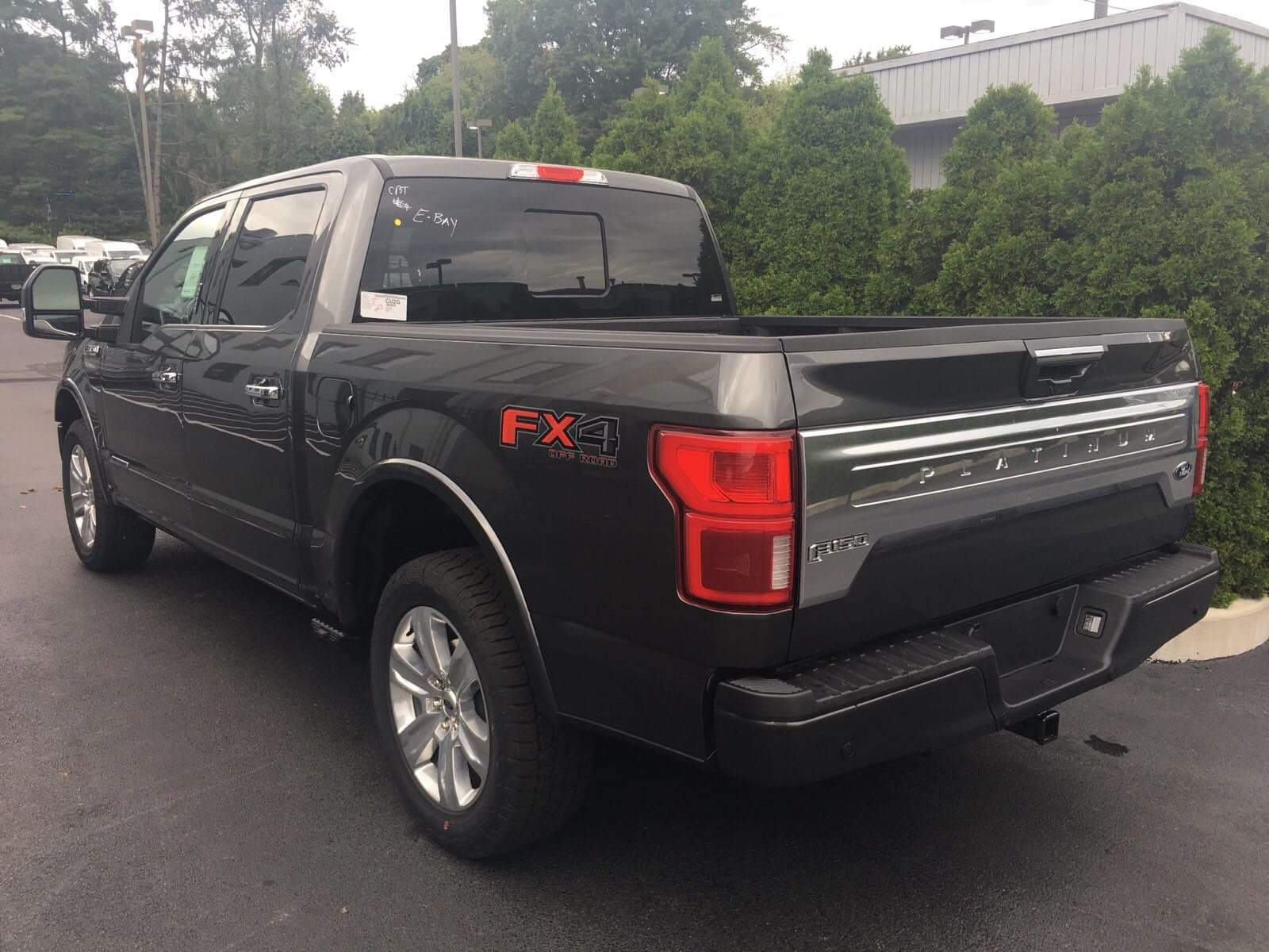 2018 F-150 SuperCrew Cab 4x4,  Pickup #7T0838 - photo 7