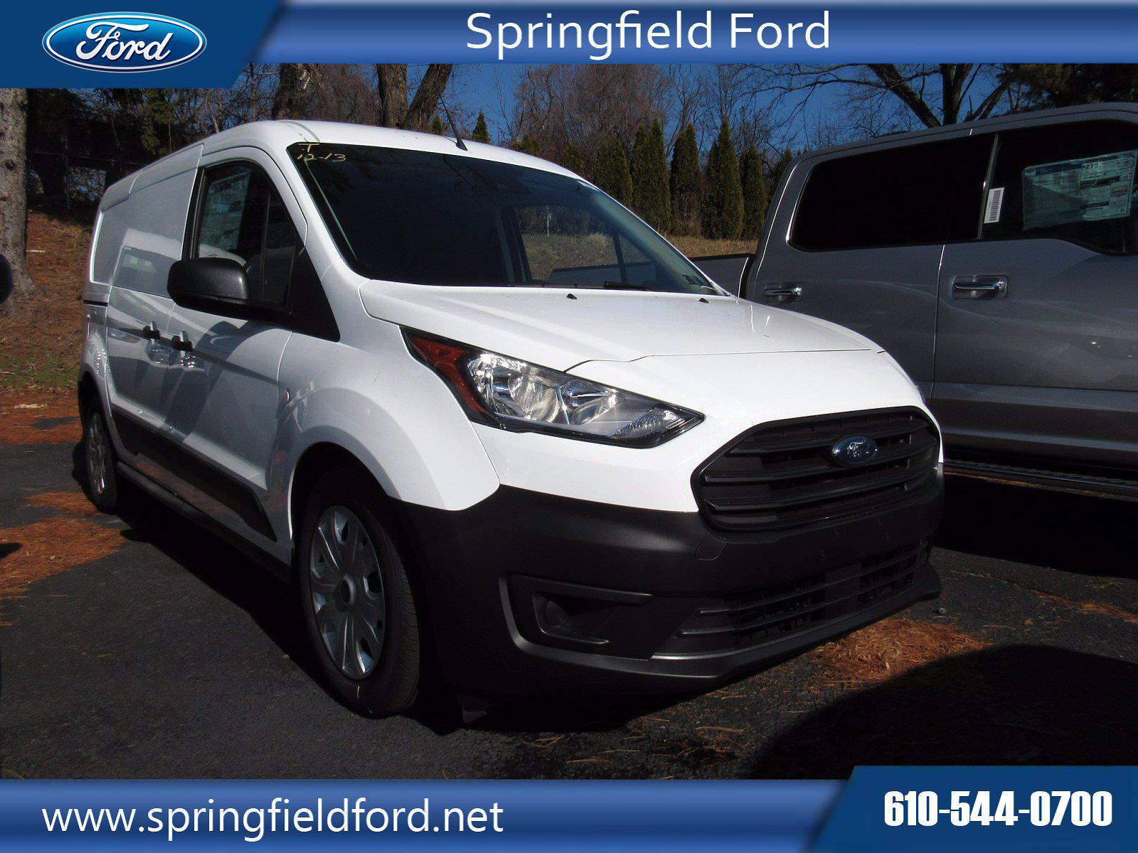 2020 Ford Transit Connect FWD, Empty Cargo Van #7V0291 - photo 1
