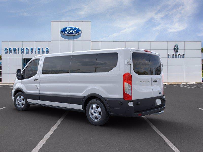 2020 Ford Transit 350 Low Roof 4x2, Passenger Wagon #7V0536 - photo 1