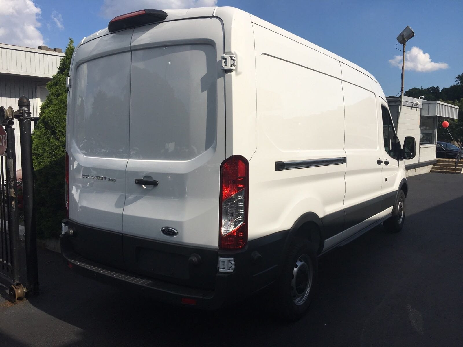 2018 Transit 250 Med Roof 4x2,  Empty Cargo Van #B34207 - photo 11
