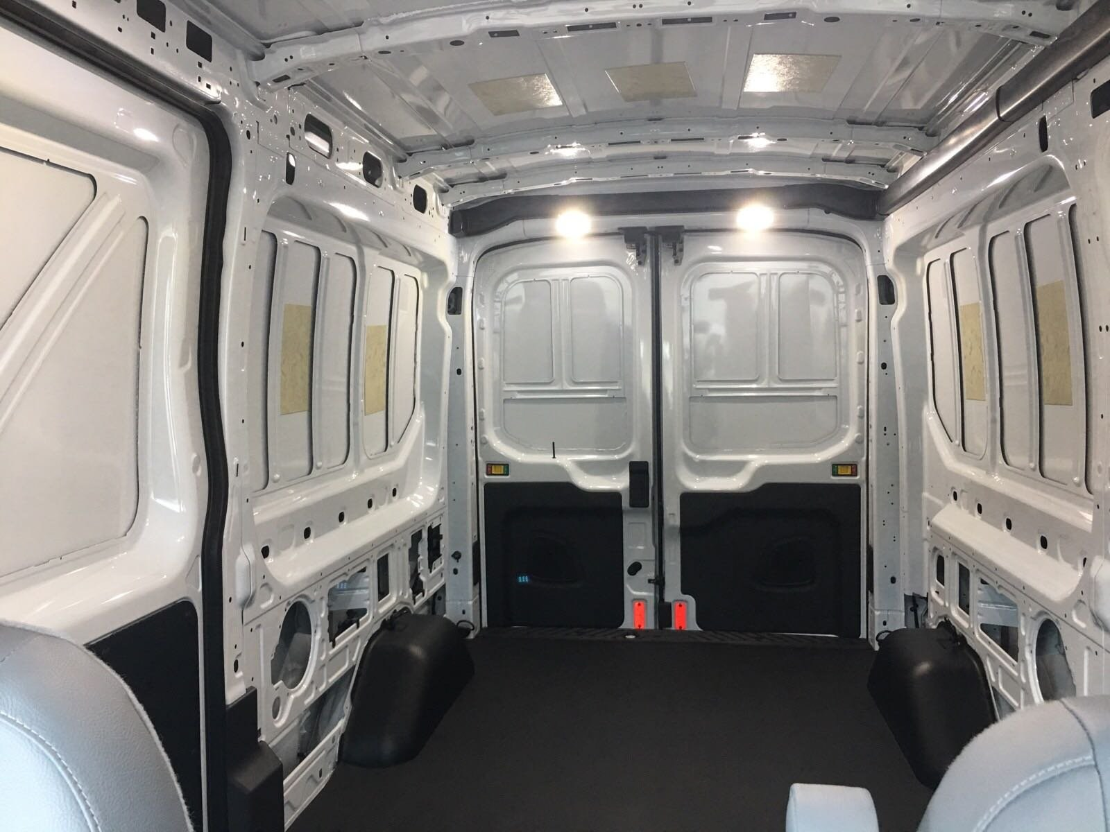 2018 Transit 250 Med Roof 4x2,  Empty Cargo Van #B34207 - photo 29