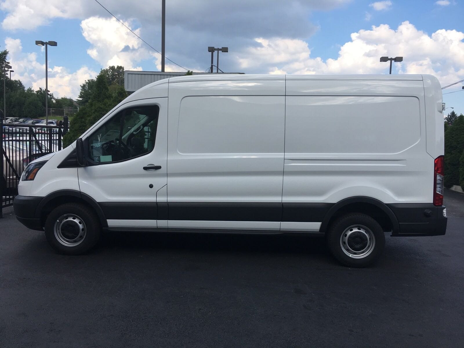 2018 Transit 250 Med Roof 4x2,  Empty Cargo Van #B34207 - photo 6