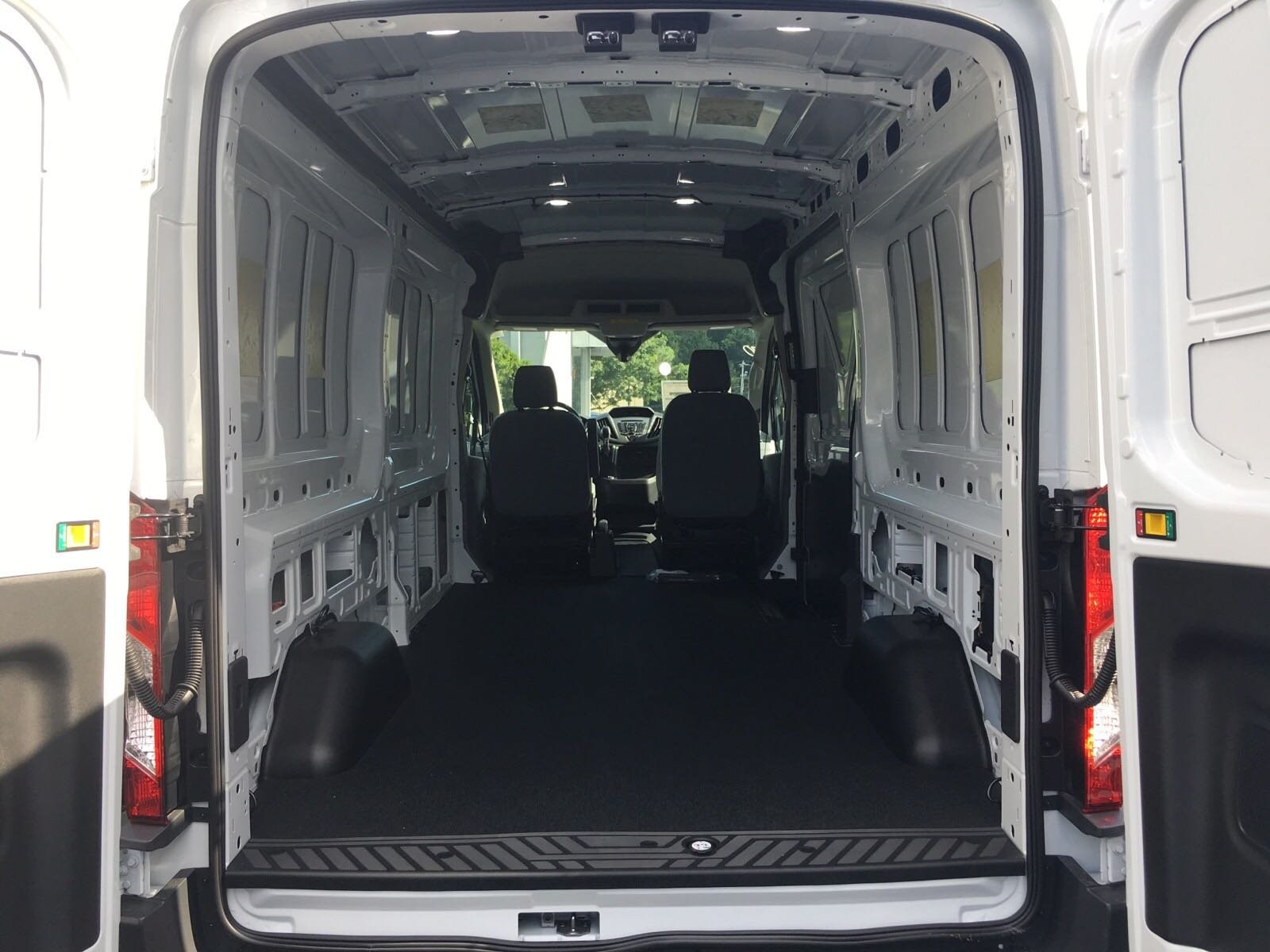 2018 Transit 250 Med Roof 4x2,  Empty Cargo Van #B34207 - photo 2