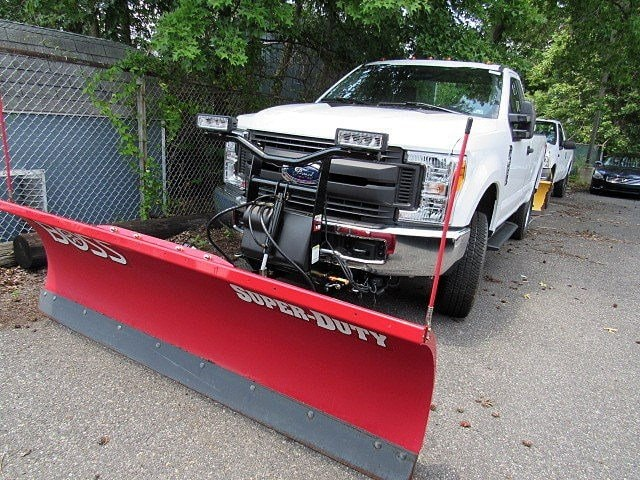 2017 F-350 Regular Cab 4x4,  Ford Pickup #B41985 - photo 2