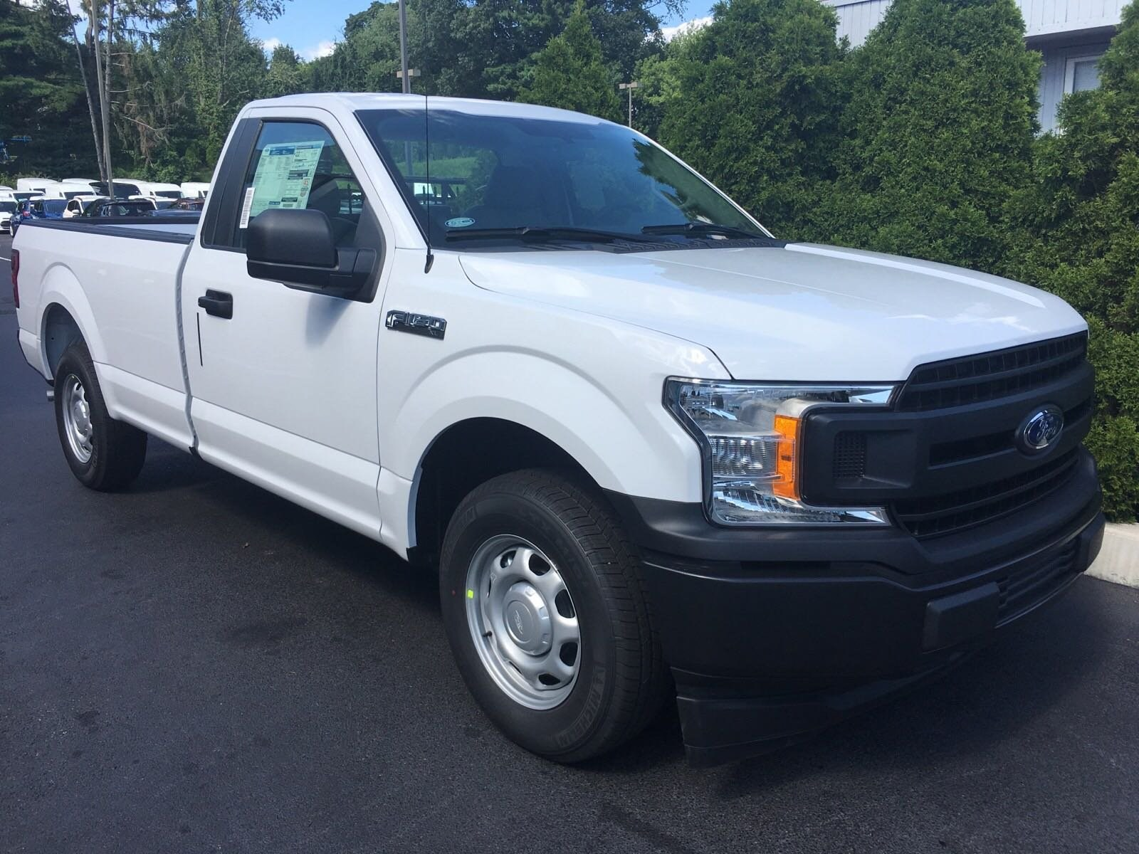 2018 F-150 Regular Cab 4x2,  Pickup #F11309 - photo 1