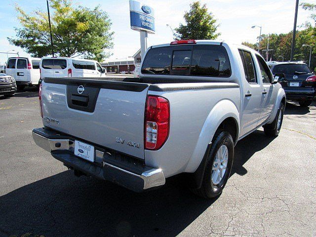 2017 Frontier Crew Cab Pickup #M0277 - photo 2