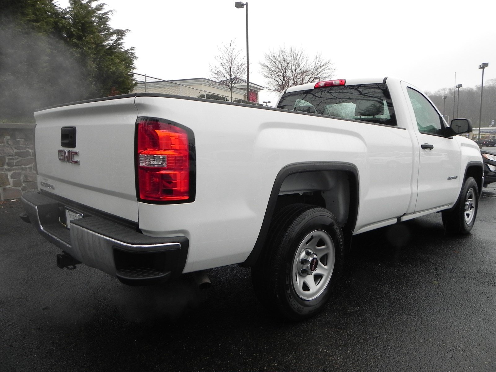 2017 Sierra 1500 Regular Cab 4x2,  Pickup #M0427 - photo 2
