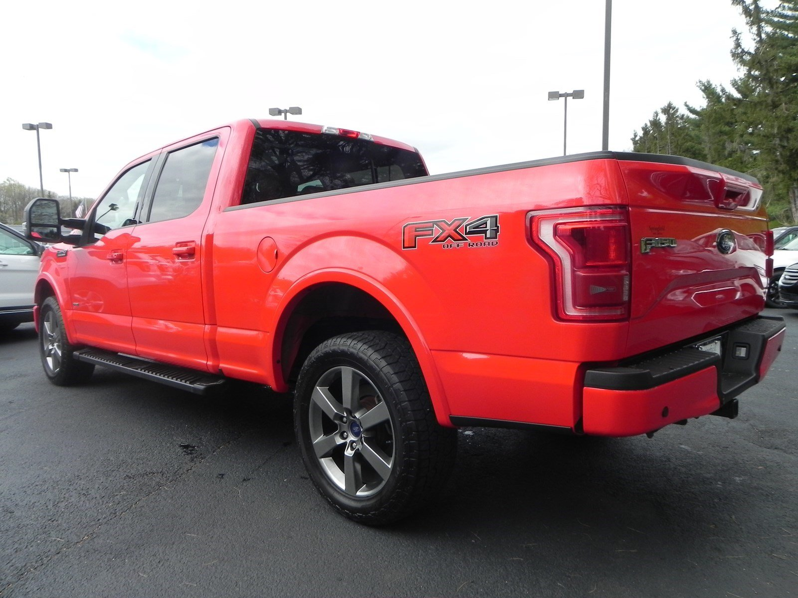2015 F-150 SuperCrew Cab 4x4,  Pickup #M0449 - photo 6