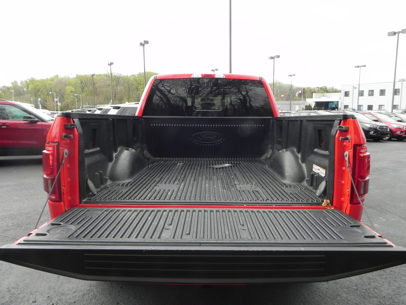2015 F-150 SuperCrew Cab 4x4,  Pickup #M0449 - photo 8