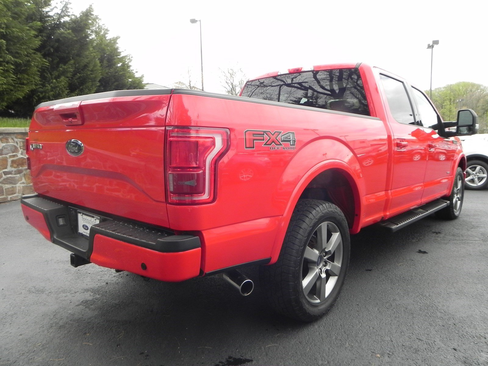 2015 F-150 SuperCrew Cab 4x4,  Pickup #M0449 - photo 2