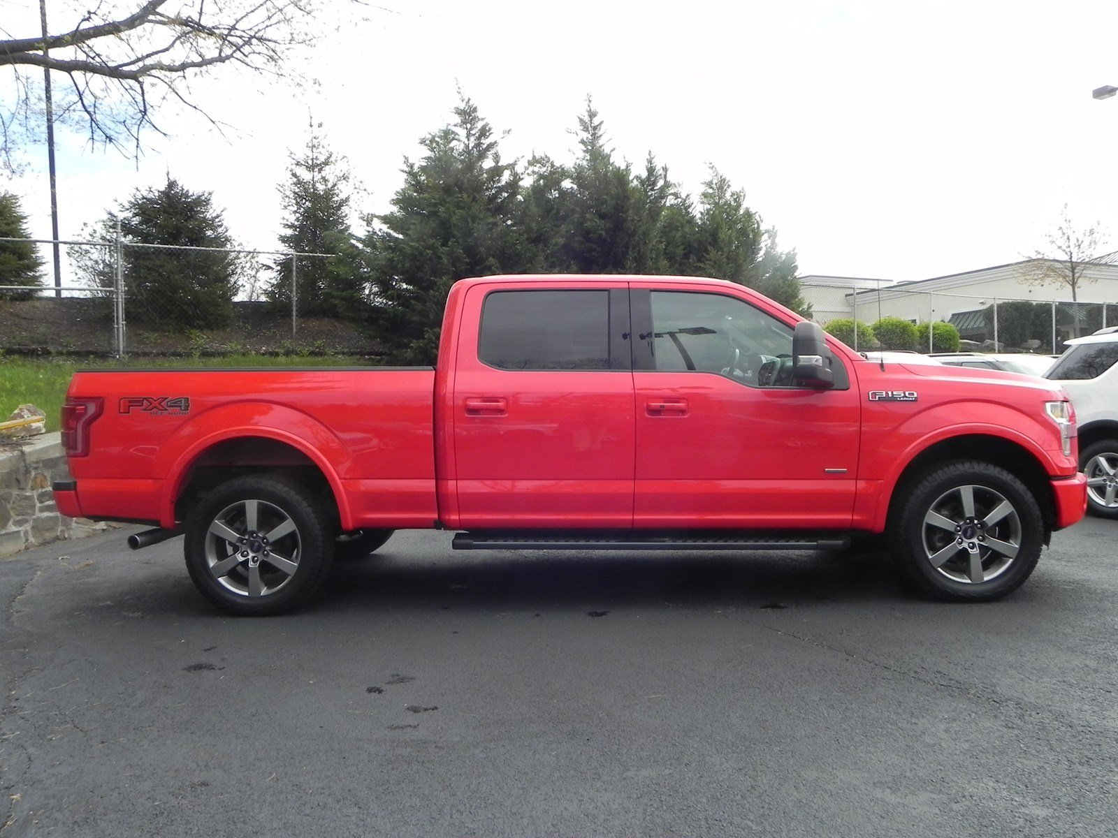 2015 F-150 SuperCrew Cab 4x4,  Pickup #M0449 - photo 9