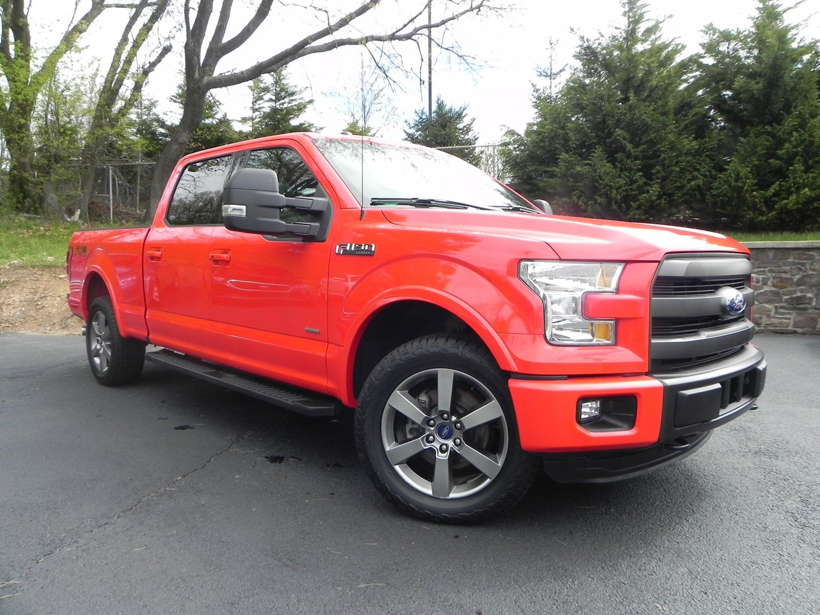 2015 F-150 SuperCrew Cab 4x4,  Pickup #M0449 - photo 10