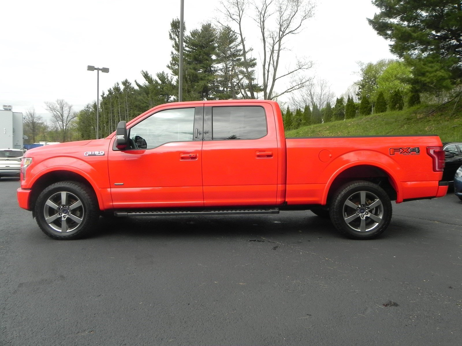 2015 F-150 SuperCrew Cab 4x4,  Pickup #M0449 - photo 5