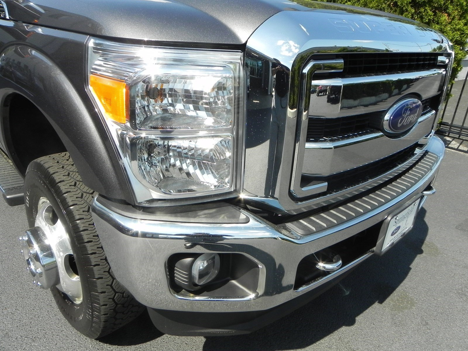 2016 F-350 Crew Cab DRW 4x4,  Pickup #M0455 - photo 10