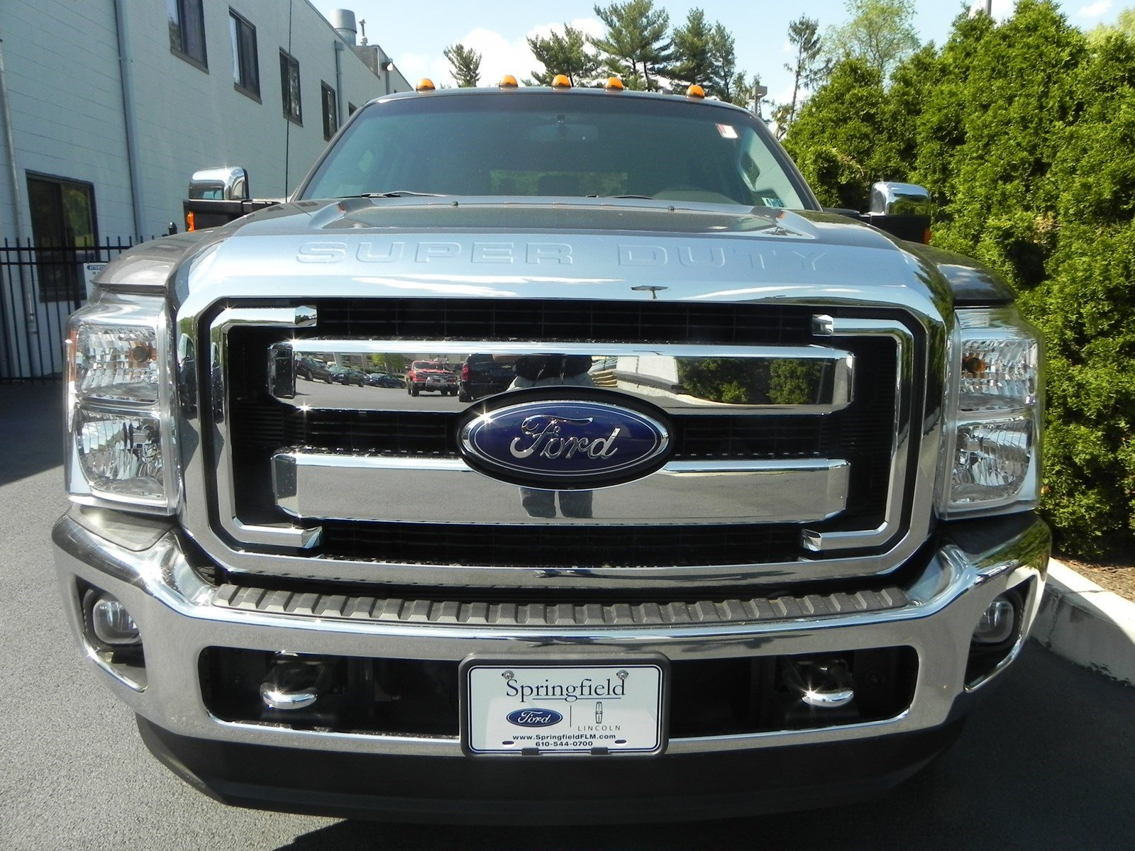 2016 F-350 Crew Cab DRW 4x4,  Pickup #M0455 - photo 3