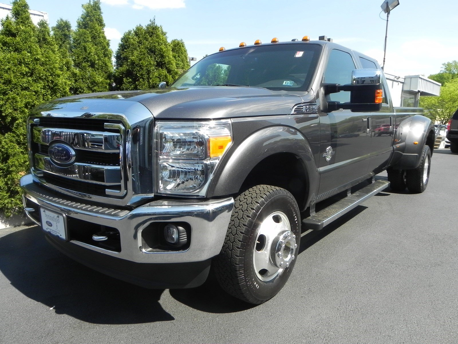 2016 F-350 Crew Cab DRW 4x4,  Pickup #M0455 - photo 4