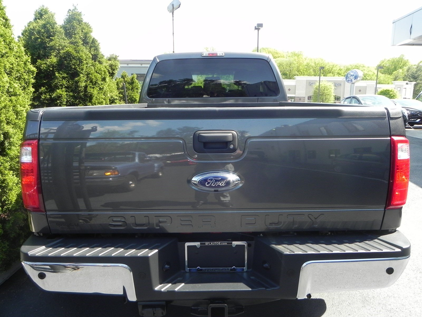 2016 F-350 Crew Cab DRW 4x4,  Pickup #M0455 - photo 7