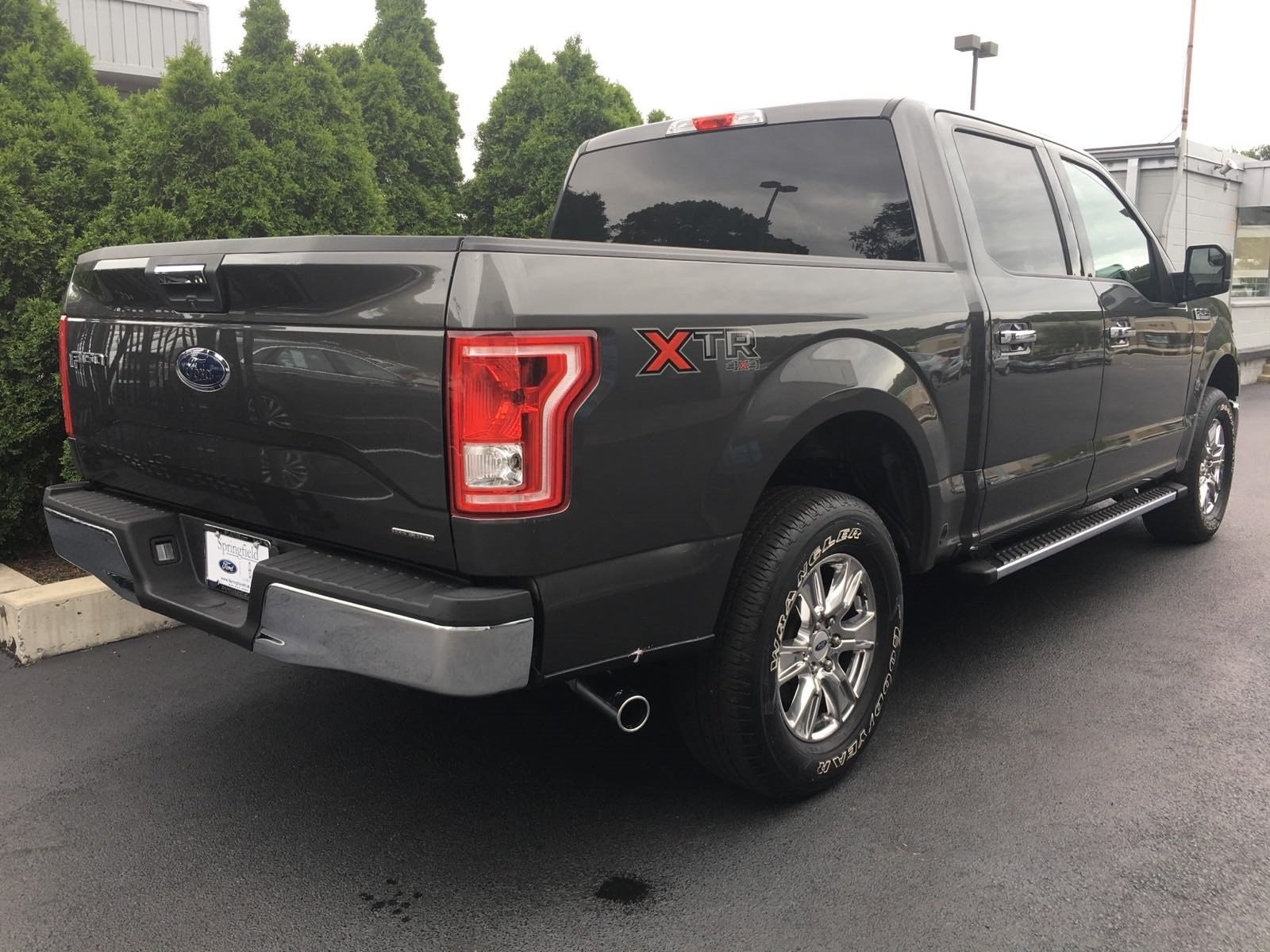 2015 F-150 SuperCrew Cab 4x4,  Pickup #P1378 - photo 2