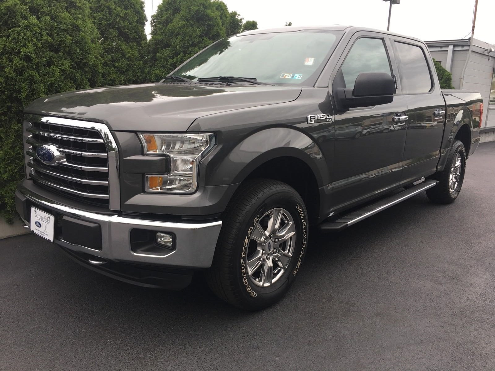2015 F-150 SuperCrew Cab 4x4,  Pickup #P1378 - photo 5
