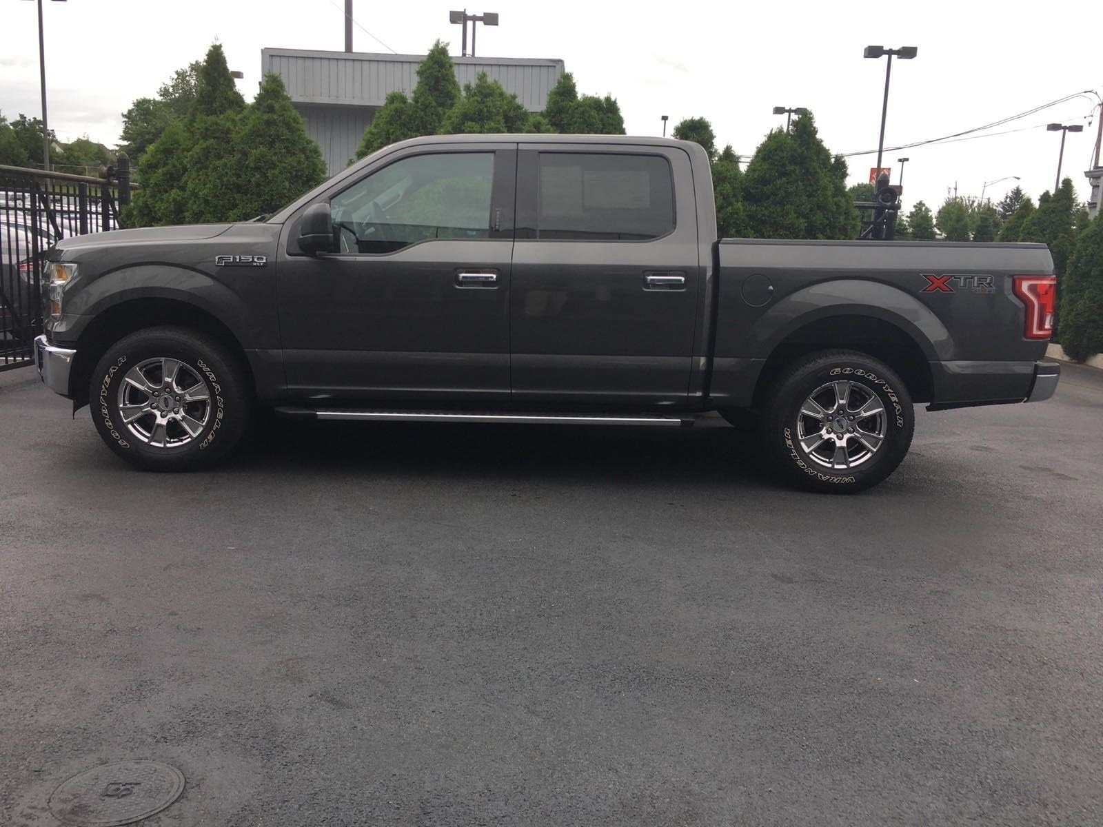 2015 F-150 SuperCrew Cab 4x4,  Pickup #P1378 - photo 6