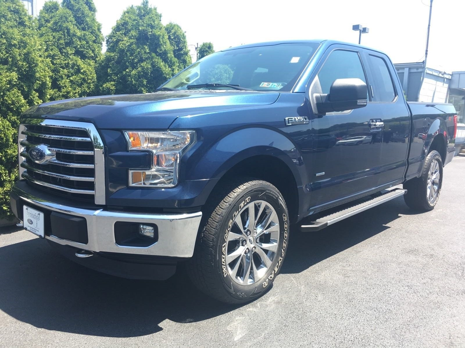 2015 F-150 Super Cab 4x4,  Pickup #P1386 - photo 5