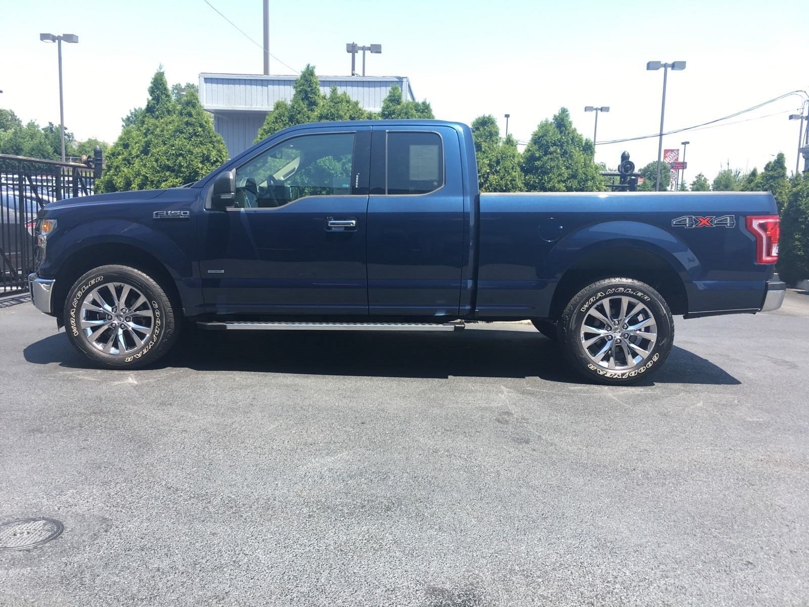2015 F-150 Super Cab 4x4,  Pickup #P1386 - photo 6
