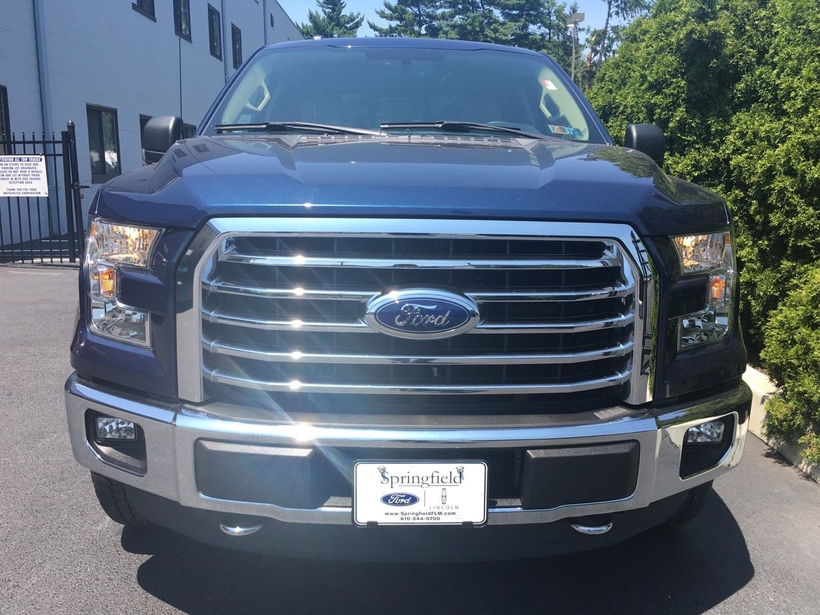 2015 F-150 Super Cab 4x4,  Pickup #P1386 - photo 3
