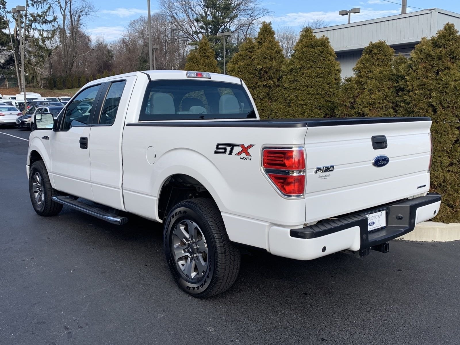 2014 F-150 Super Cab 4x4,  Pickup #P1504 - photo 3