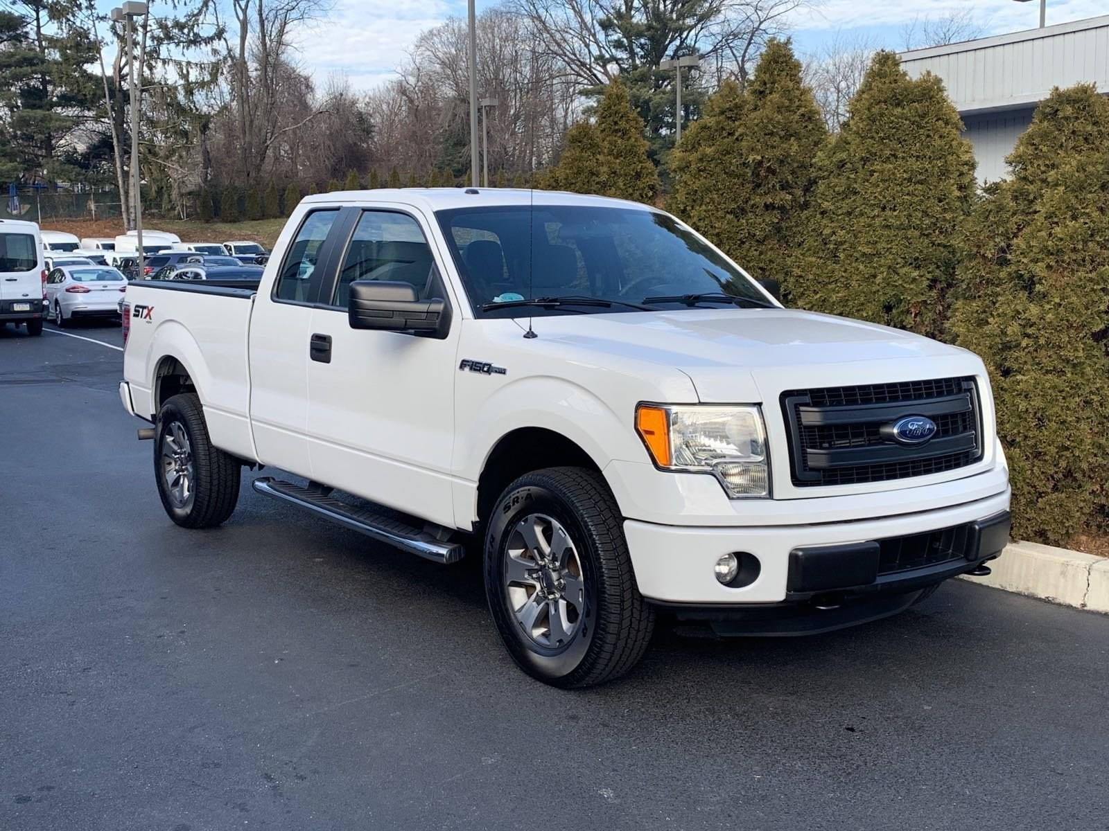 2014 F-150 Super Cab 4x4,  Pickup #P1504 - photo 1