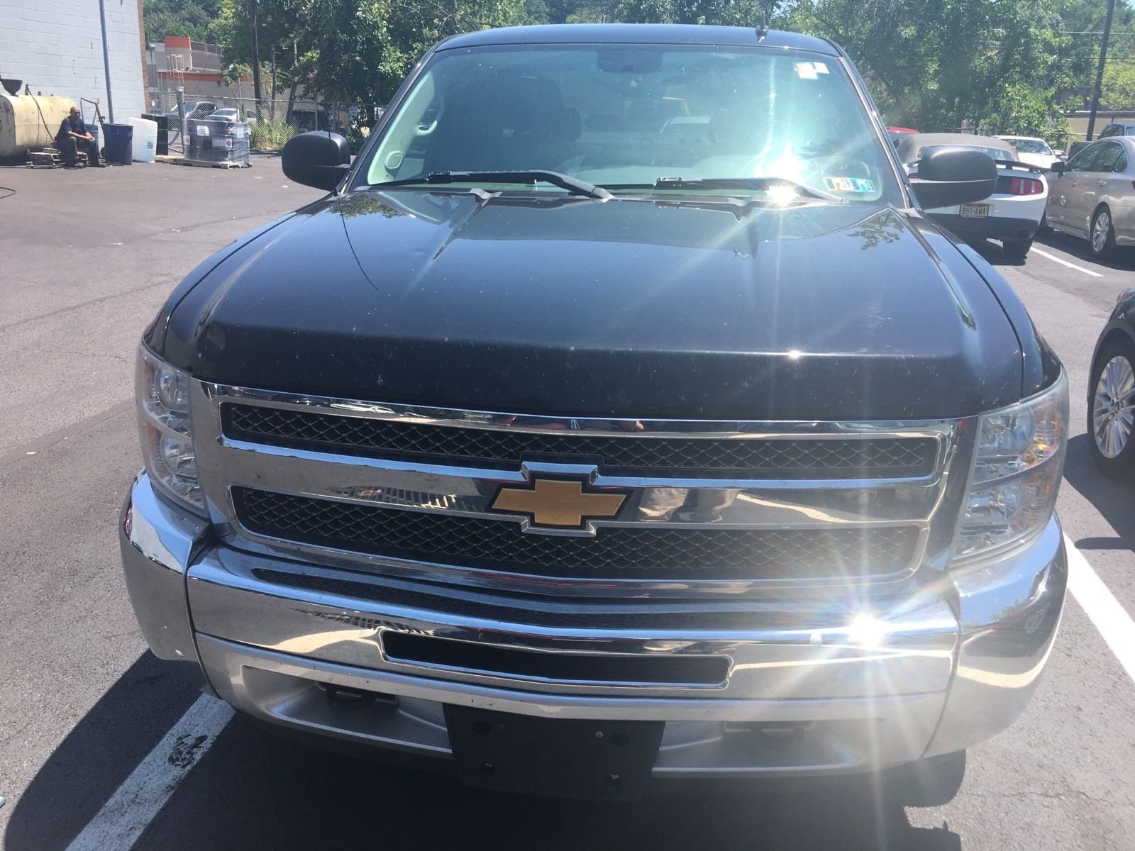 2012 Silverado 1500 Extended Cab 4x4,  Pickup #T0574A - photo 3