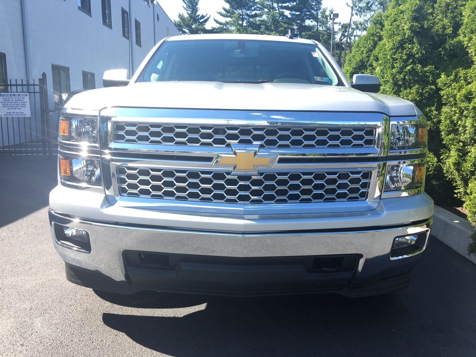 2015 Silverado 1500 Crew Cab 4x4,  Pickup #T0681A - photo 3
