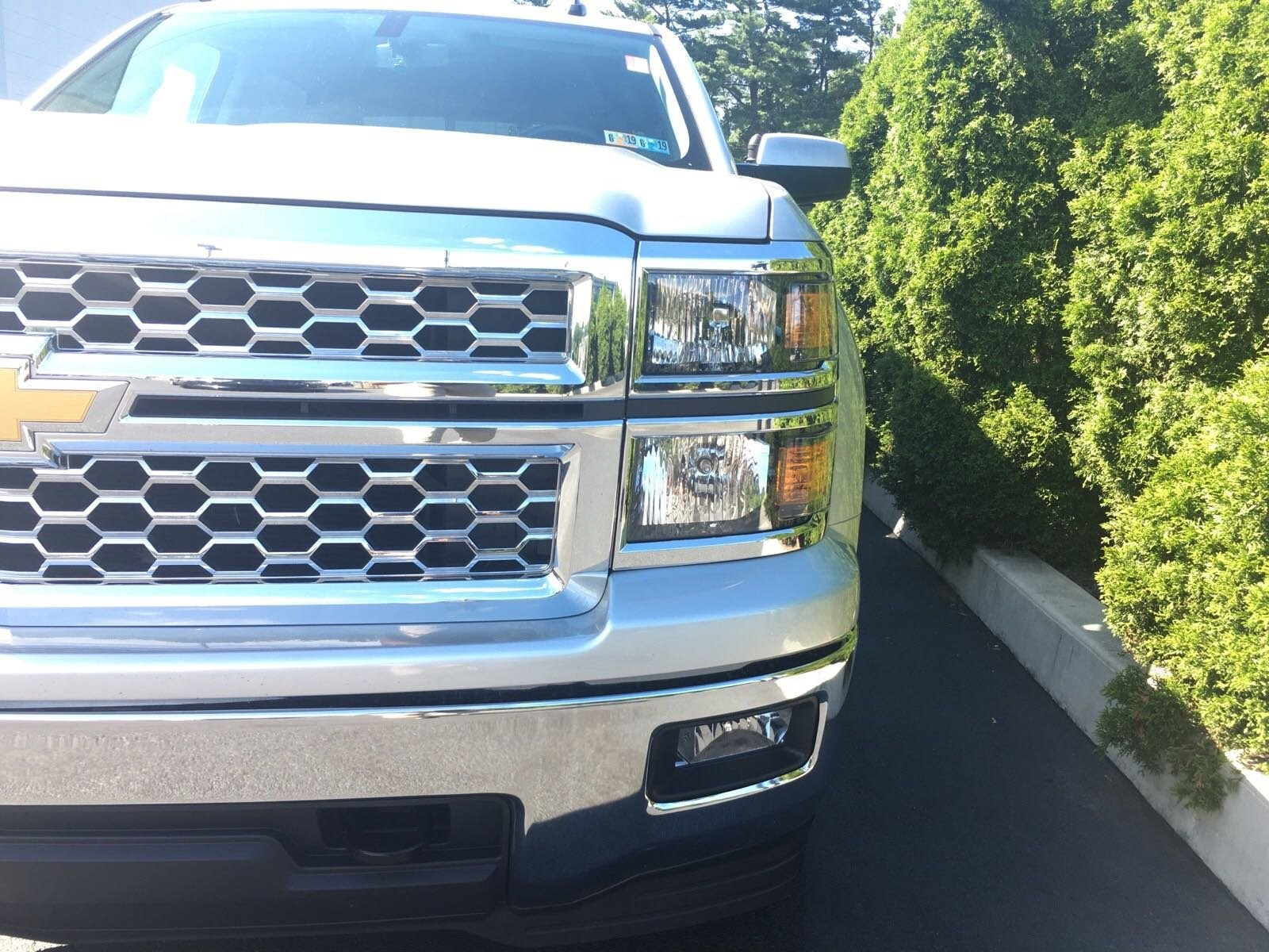 2015 Silverado 1500 Crew Cab 4x4,  Pickup #T0681A - photo 4