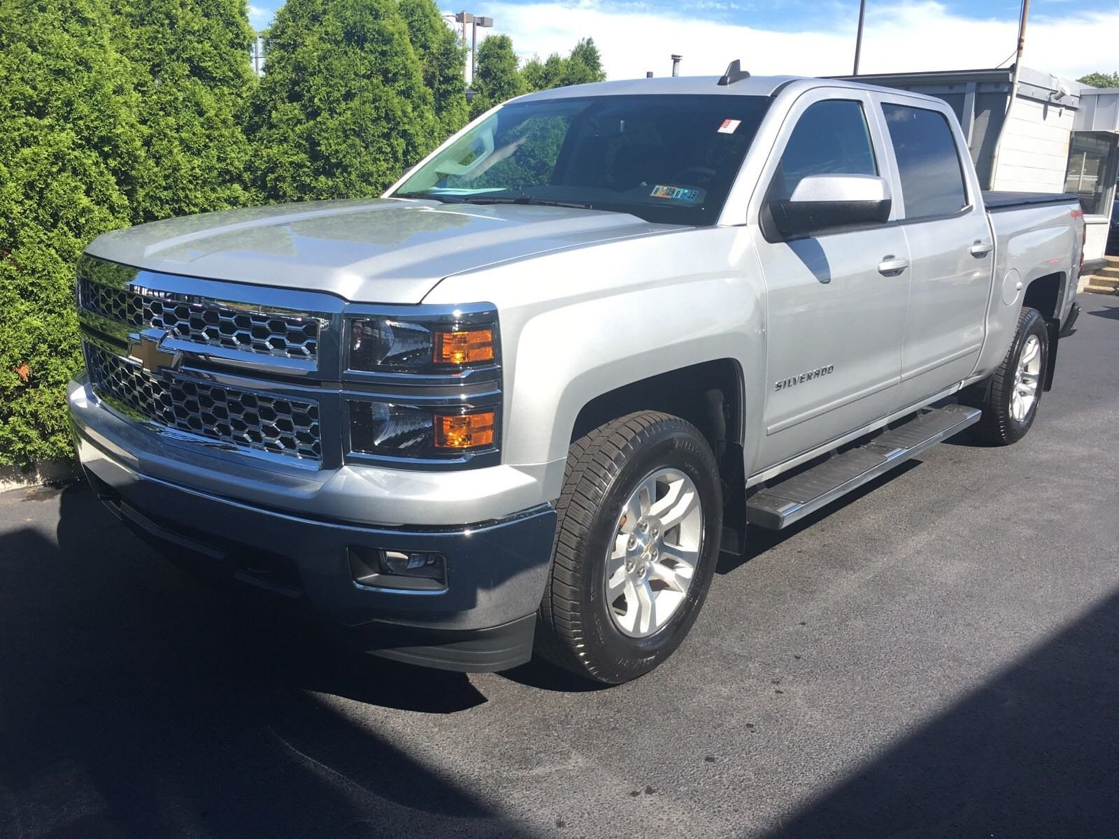 2015 Silverado 1500 Crew Cab 4x4,  Pickup #T0681A - photo 5