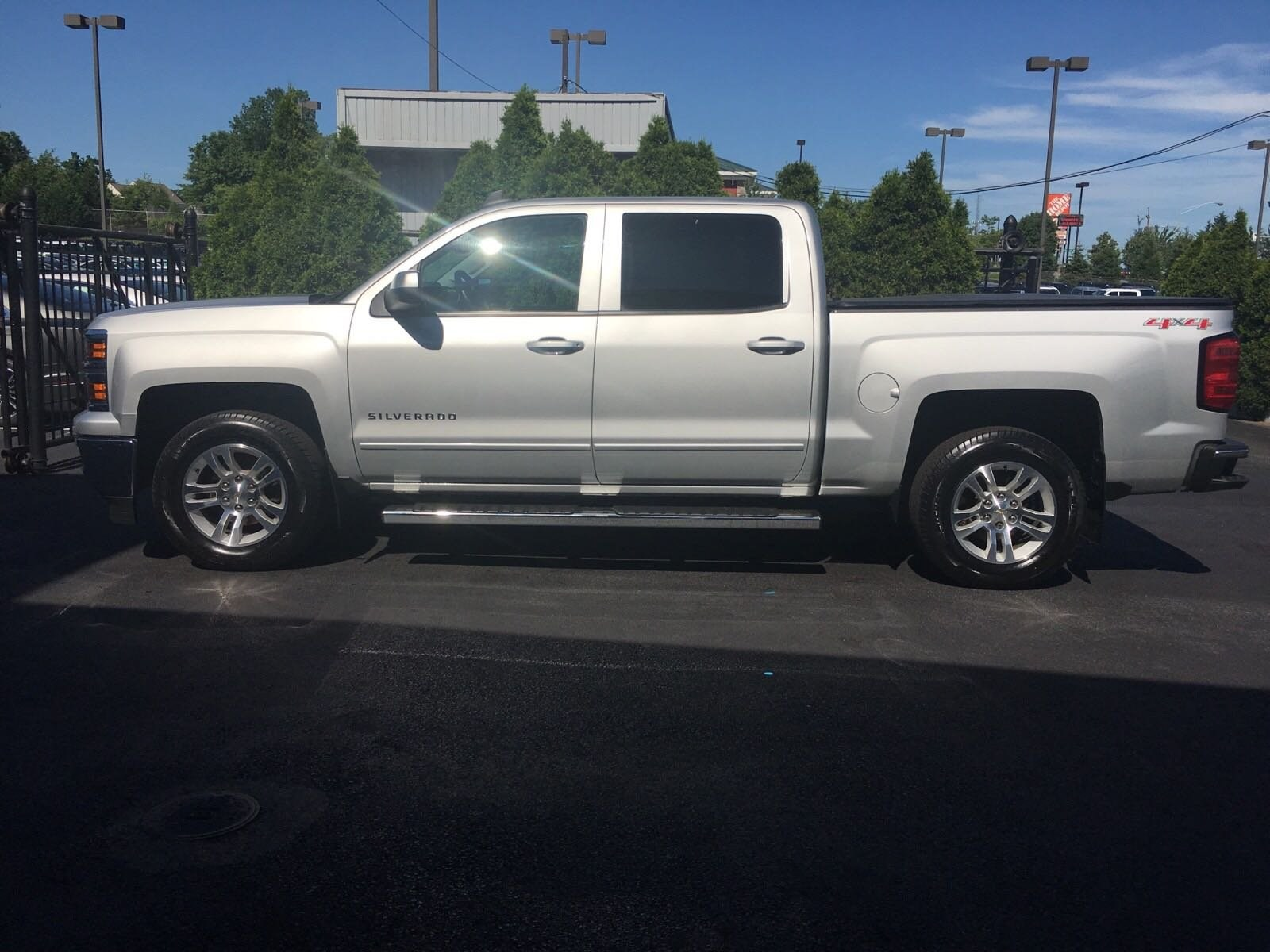 2015 Silverado 1500 Crew Cab 4x4,  Pickup #T0681A - photo 6