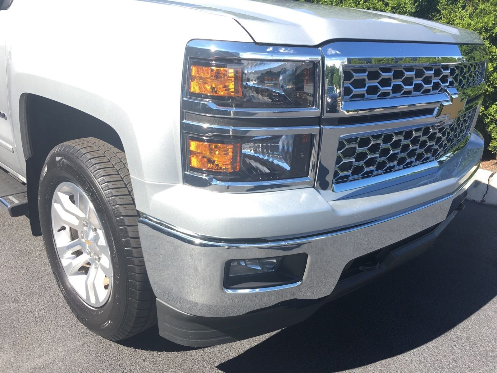 2015 Silverado 1500 Crew Cab 4x4,  Pickup #T0681A - photo 13