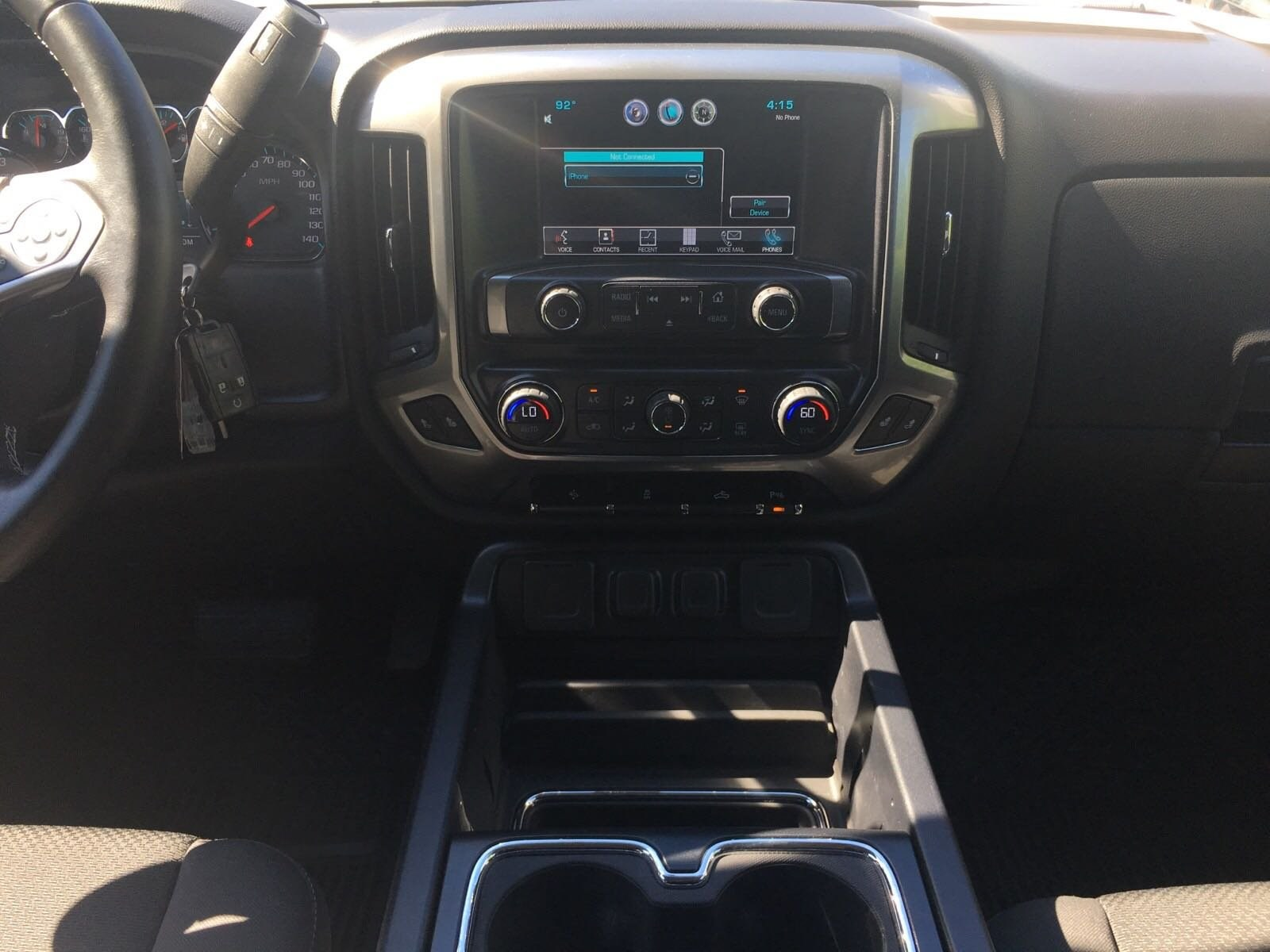 2015 Silverado 1500 Crew Cab 4x4,  Pickup #T0681A - photo 25