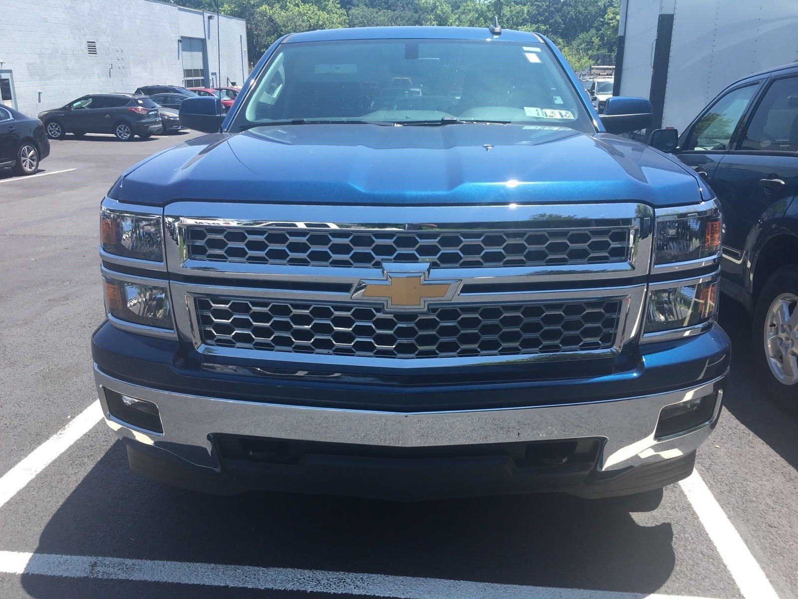 2015 Silverado 1500 Double Cab 4x4,  Pickup #T0746A - photo 3