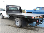 2016 Silverado 3500 Regular Cab, Knapheide Platform Body #F39900 - photo 1