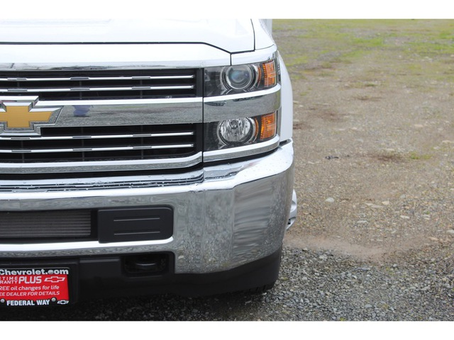 2018 Silverado 3500 Regular Cab DRW, Knapheide Contractor Body #F41479 - photo 4