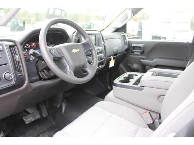 2018 Silverado 3500 Regular Cab DRW, Knapheide Contractor Body #F41479 - photo 12